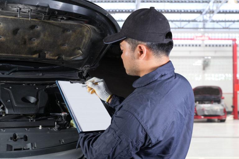 car checkup